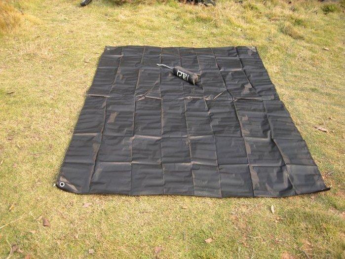 海灘地墊 地布露營地席戶外帳篷地布野餐墊 坐墊 牛津布 天幕帳篷 200*150 AT6211
