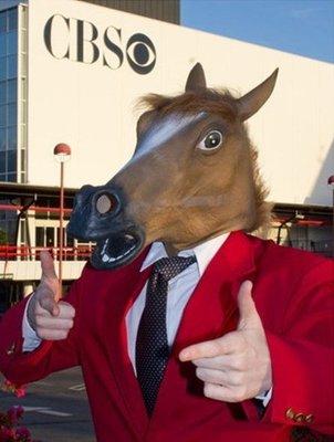 【NF238馬頭套】馬頭乳膠面具乳膠馬頭面具頭套 江南style犬馬君 萬聖節棕馬面具 哈林搖