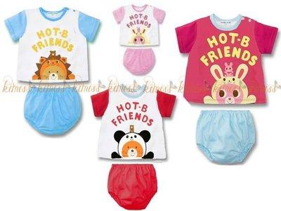 寶寶短袖上衣三角褲兩件套件套  寶衣舖...