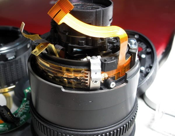 【數位達人相機維修】 變焦環不動 TAMRON 17-50mm f2.8 A16 維修