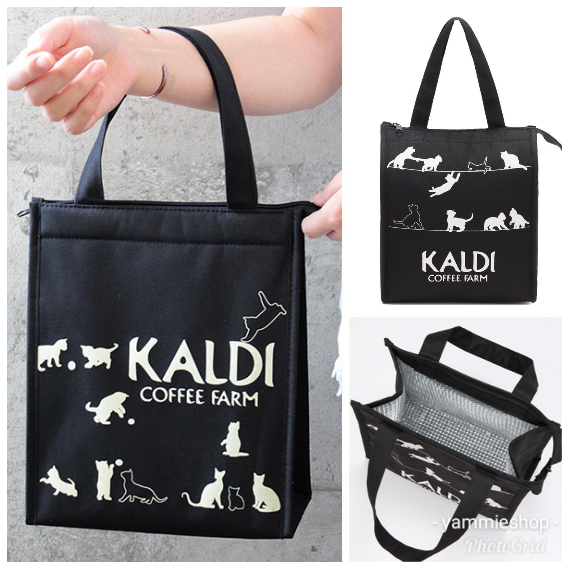 日本限定保冷保熱2用 托特包 保溫袋 便當包 午餐袋 手提包 媽媽袋 保冷包 外防水內保溫(KBT13)