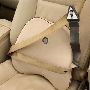 【批貨達人】汽車兒童安全帶固定器防護帶 鬆緊夾