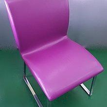 【宏品二手家具館】推薦中古家具 家電拍賣 F22716*紫色餐椅* 洽談椅 書桌椅 二手餐桌 營業器材 沙發組 出清特賣