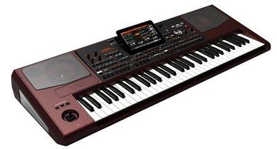 學友樂器音響  KORG Pa1000 專業級電子伴奏琴 61鍵