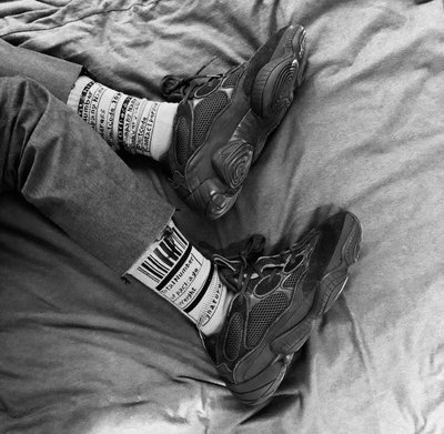 UGLY SYMPTOM . New Ugly Socks Launching