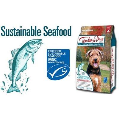 Tender & True 新月.95%有 機認證天然犬糧 無穀火雞肉 20磅