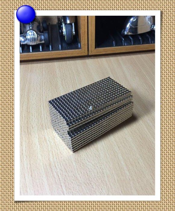 圓形 3mm * 3mm 強力磁鐵