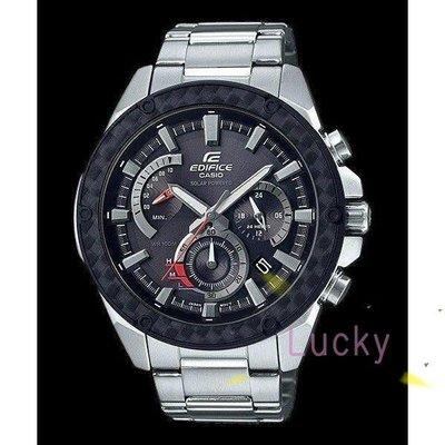 CASIO 卡西歐 EDIFICE 三眼錶賽車錶 (太陽能電力) EQS-910D-1A 台北市