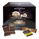 【代購屋】Costco 好市多 代購Monbana 迦納黑巧克力四重奏 715公克 /巧克力