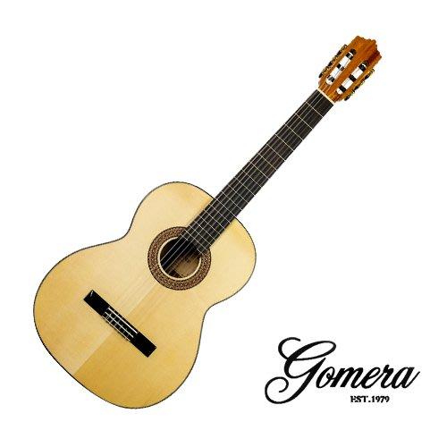 Gomera GC-04S 英格曼雲杉面單 39吋 古典吉他 - 【他,在旅行】