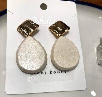 ✽JoBella 韓國空運 韓國代購 韓貨✽ 水滴防過敏針式防過敏耳環 現貨+預購