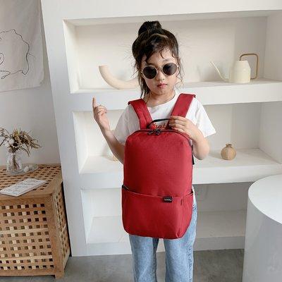 兒童背包男女戶外運動旅游休閑旅行輕便補習補課雙肩包小學生書包戶外雙肩背包大容量