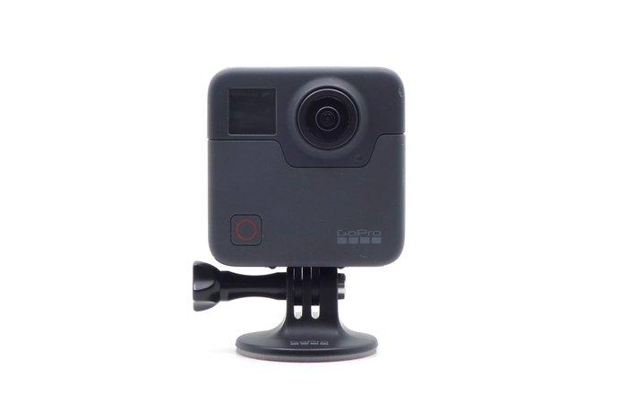【台中青蘋果】GoPro Fusion 二手 運動攝影機 公司貨 #37785