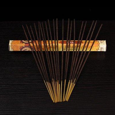 Ducky's Wellness 印度 G.R. 瑜珈 線香 Yuga Incense Sticks 20支/盒 印度香 薰香  淨化