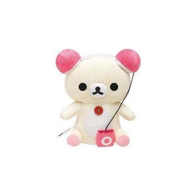 燕子部屋 ^ 懶懶熊/懶妹接撥器娃娃-(因盒子透明袋上面運輸中有壓到 )若不介意 便宜賣
