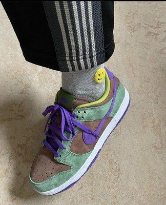 Nike Dunk Low Veneer DA1469-200。太陽選物社