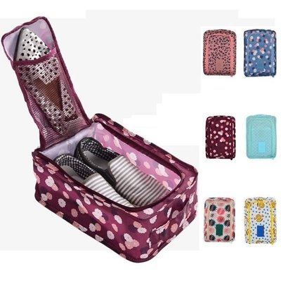 韓國 旅行 鞋袋 收納包 韓國 旅遊 旅行 收納袋 防水 鞋盒 包包 化妝包 旅行 行李箱 運動 三代 【RB375】