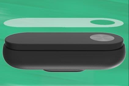 【妞妞♥3C】小米手環2 超薄防刮高清 亮面螢幕保護貼膜 靜電吸附不殘膠