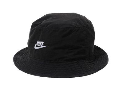 NIKE U NSW BUCKET CAP 素面LOGO 紳士帽/漁夫帽cu6345-010。太陽選物社