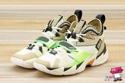球鞋補習班 NIKE JORDAN WHY NOT ZER0.3 PF KB3 咖啡螢光綠 威少 CD3002-200