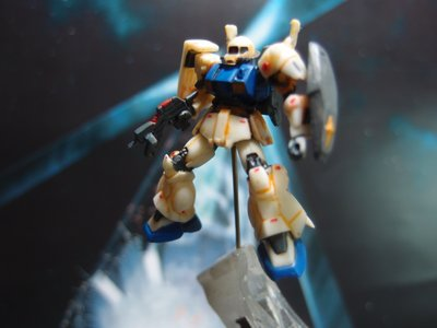 RMS-106 HI ZAKU 1/400 RESIN gundam collection efsf