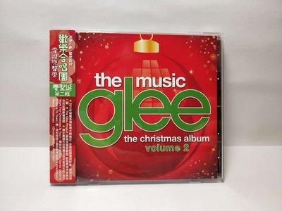 GLEE THE MUSIC THE CHRISTMAS ALBUM VOLUME 2 歡樂合唱團