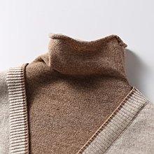 假兩件 別緻設計感堆堆領針織衫 萌蔓物語【KX4136】韓氣質女上衣