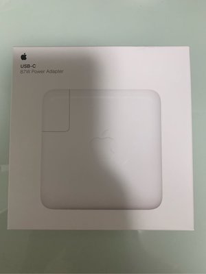 Apple USB-C 87W Power Adapter 100%real & new