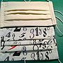 可換濾材台灣棉布/二重紗棉布口罩 參考奇美醫院陳醫師自製的濾材式口罩 大人 小孩 兒童可訂製