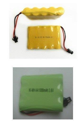 小乖乖123PAPI百貨遙控車電池 7.2V大容量電池4500maH另有 700MAH  1000MAH 3300MAH
