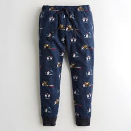 HCO Flannel Jogger Pant長褲