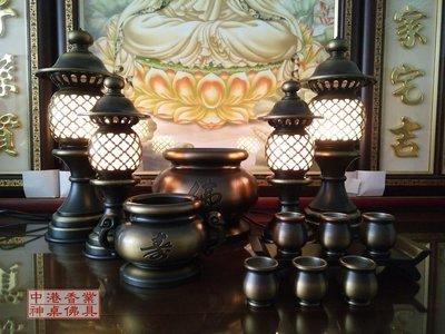 【中港香業】手染日式神燈 / 神明燈 / 佛燈 / 光明燈 / 祖先燈 / 公媽燈