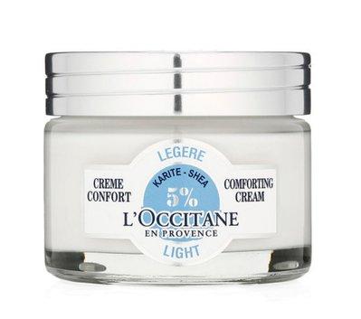 全新 L OCCITANE 乳油木保濕凝霜 Light Comforting Cream 乳液 面霜 歐舒丹 ❤預購❤