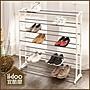BO雜貨【YV9081】ikloo~極簡實用層疊鞋架 收納架 層架 拖鞋架 置物架   SHF25