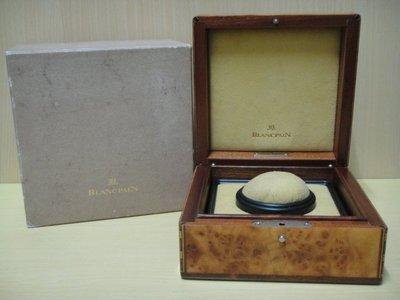 :: NiKo HoUsE ::【BLANCPAIN 寶鉑】鋼琴烤漆原廠錶盒