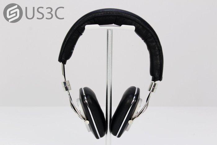 【US3C小南門店】英國 Bowers & Wilkins B&W P5 Mobile Hi-Fi 耳罩式耳機 支援iPhone線控 羊皮耳罩