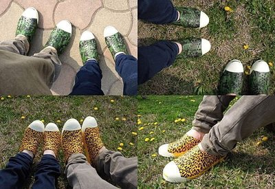 香港代購 外觀開口笑洞洞鞋類似native jefferson NIKE的涉水鞋溯溪鞋豹紋斑馬紋迷彩鞋雨鞋情侶鞋