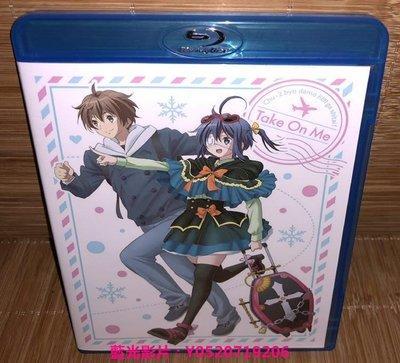 PS3/PS4/BD/藍光影片 卡通動畫 -劇場版中二病也要談戀愛! Take On Me(雙版本)