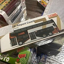 Tiny 微影 77 LWB 龍運 E500 Bus 巴士 A36 路線