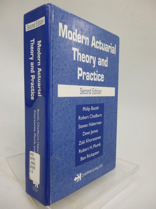 【月界】Modern Actuarial Theory and Practice(2/e)_精算理論〖大學理工醫〗AEY