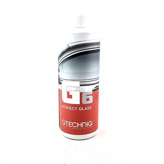 『好蠟』GTechniq G6 Perfect Gloss 500ml(玻璃清潔劑)