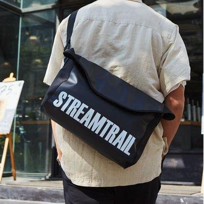 日本Stream Trail戶外防水包 Perch 郵差包 / 斜背包 上班 上課 騎車