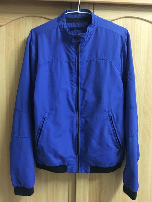 。☆二手☆。CK Calvin Klein正品男款夾克外套(S)//原價約六千元