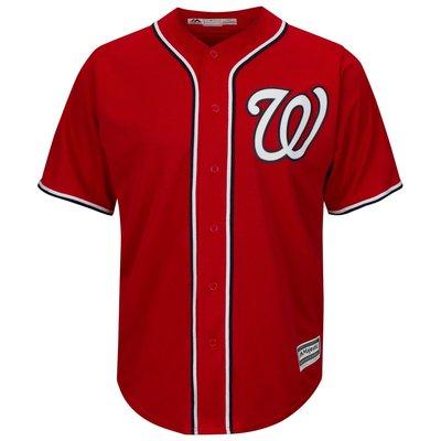 MLB 美國大聯盟 正品 Majestic Washington National 球衣 棒球衣 青年版 兒童版 國民隊