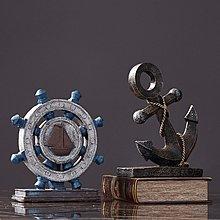 〖洋碼頭〗創意地中海風格歐式擺件裝飾品家居客廳酒櫃家庭書櫃工藝品小擺設 fjs220