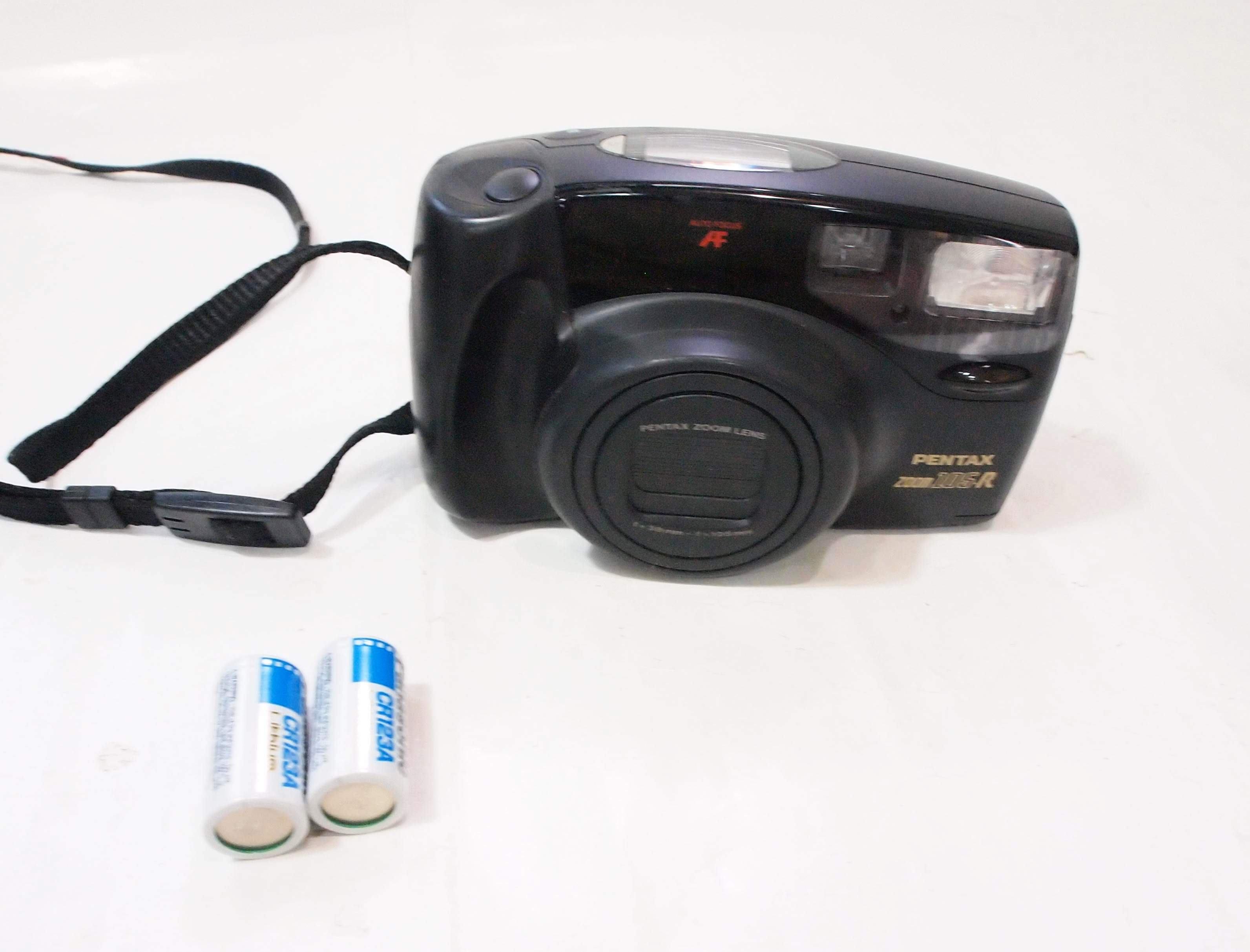 二手,PENTAX 底片相機 /型號:ZOOM 105-R