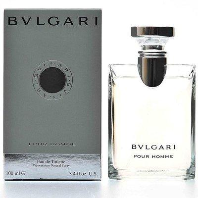 【美妝行】Bvlgari Pour Homme 寶格麗 經典 大吉嶺 男性淡香水 100ML