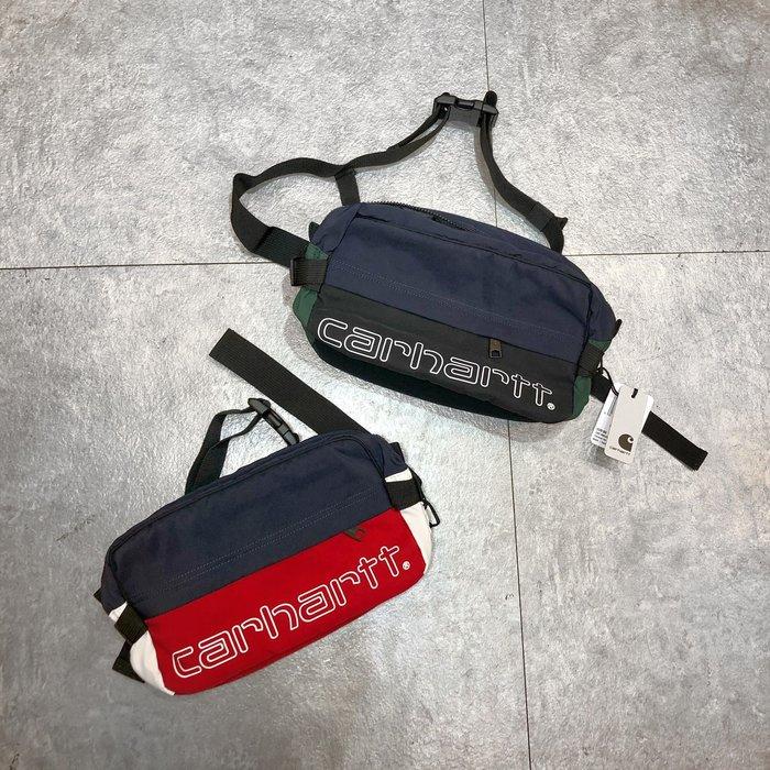 【Faithful】Carhartt WIP Terrace Hip Bag【I026186】腰包 歐版 大容量