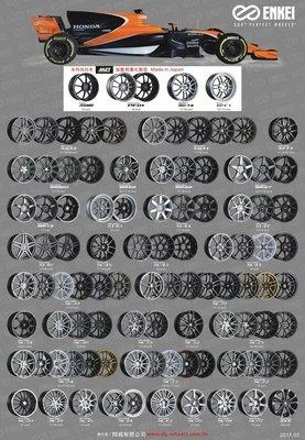 ◎高雄祥旺◎ENKEI 全系列鋁圈  特價中 (鋁圈 15 16 17 18 19 20吋 全系列特價中)