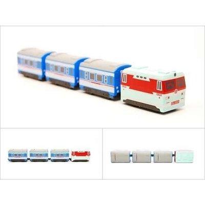 全新【 鐵支路全新品─韶山3型電力機車迴力列車 】,鐵道迷必收藏!下標就賣!免運費!